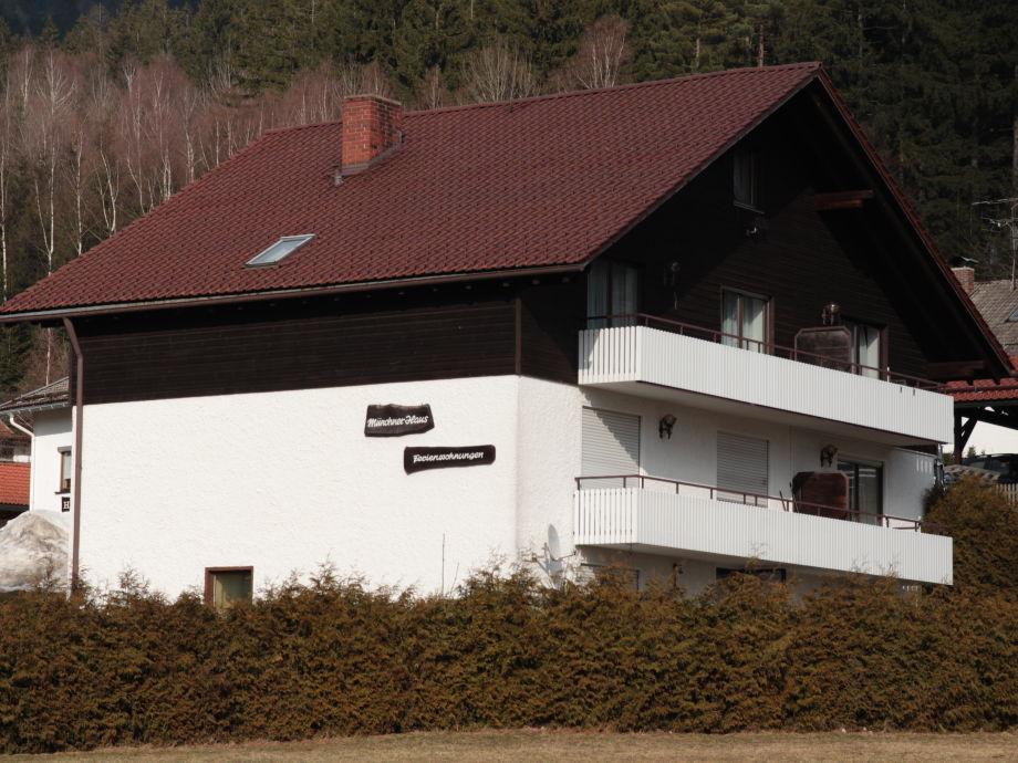 Münchner Haus Seite