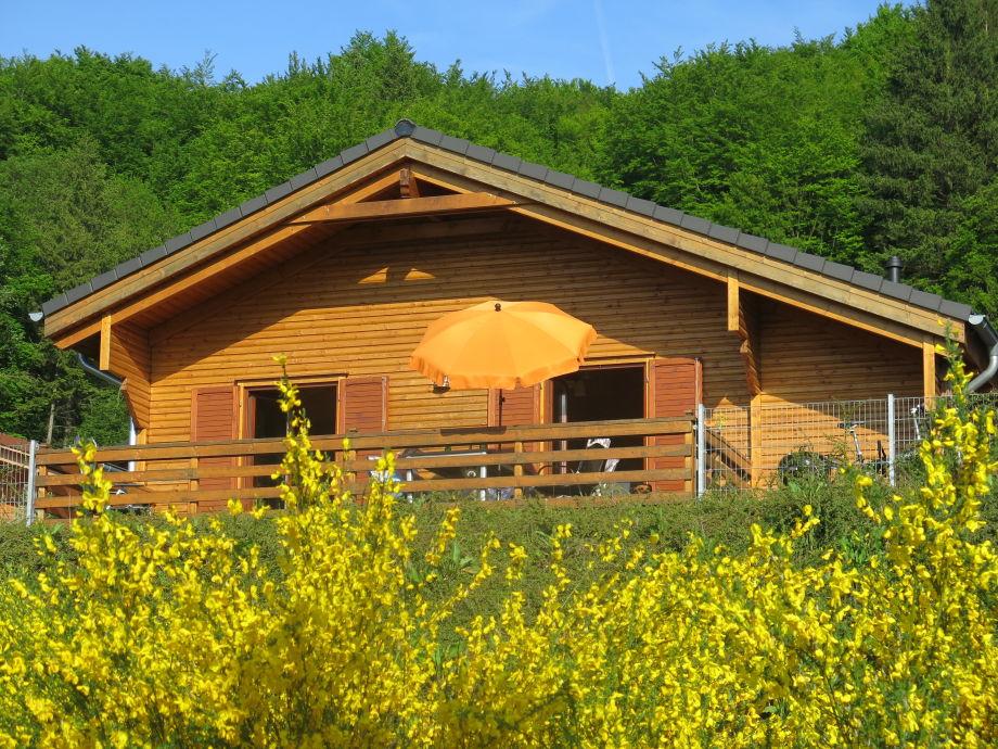 Außenaufnahme Haus Mühlenblick am Waldsee