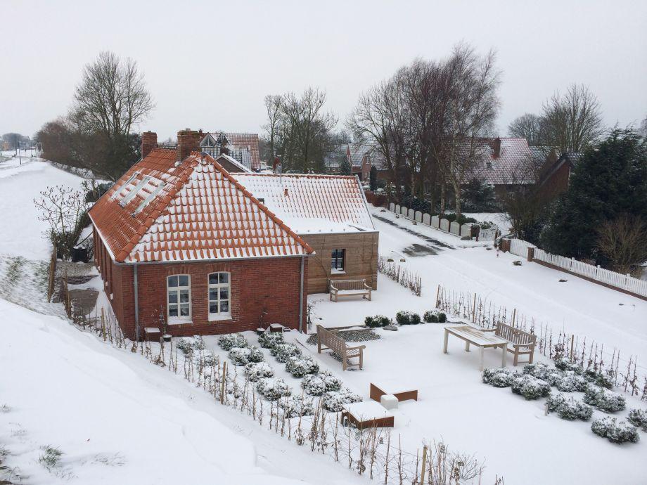 Auch im Winter eine herrliche Unterkunft!