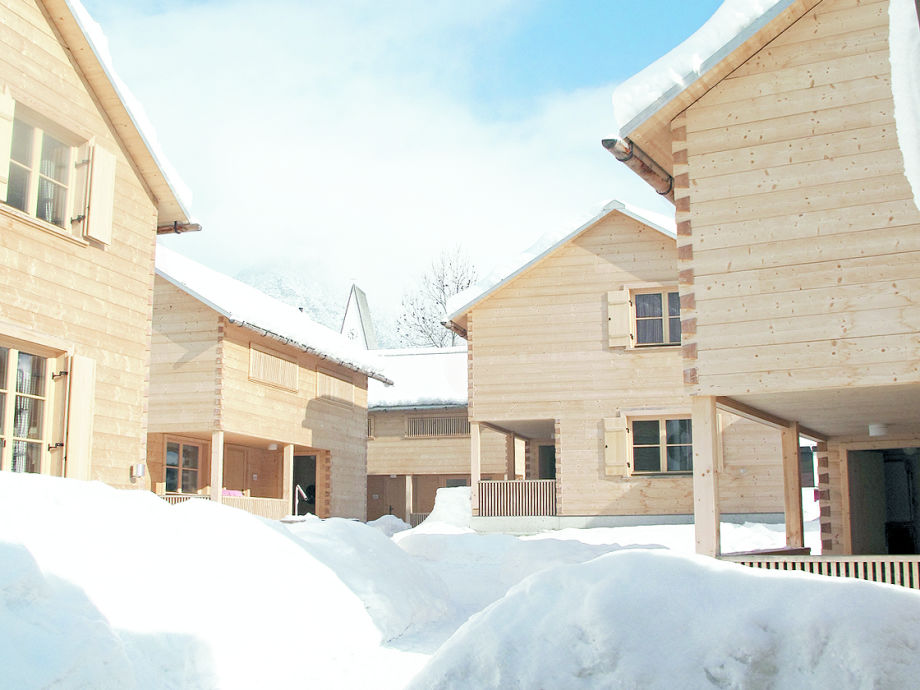 CASALPIN Chalet im Winter