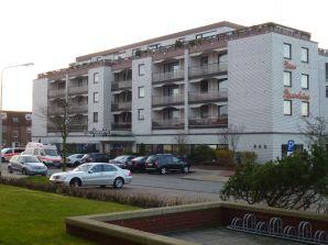 Ferienwohnung 3 Zi FeWo Haus Strandnixe,Vogelsand, App. 104