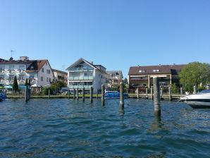 Ferienwohnung An der Schiffslände - Bodensee