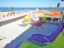 Ferienhaus Begos - Catala direkt am Meer