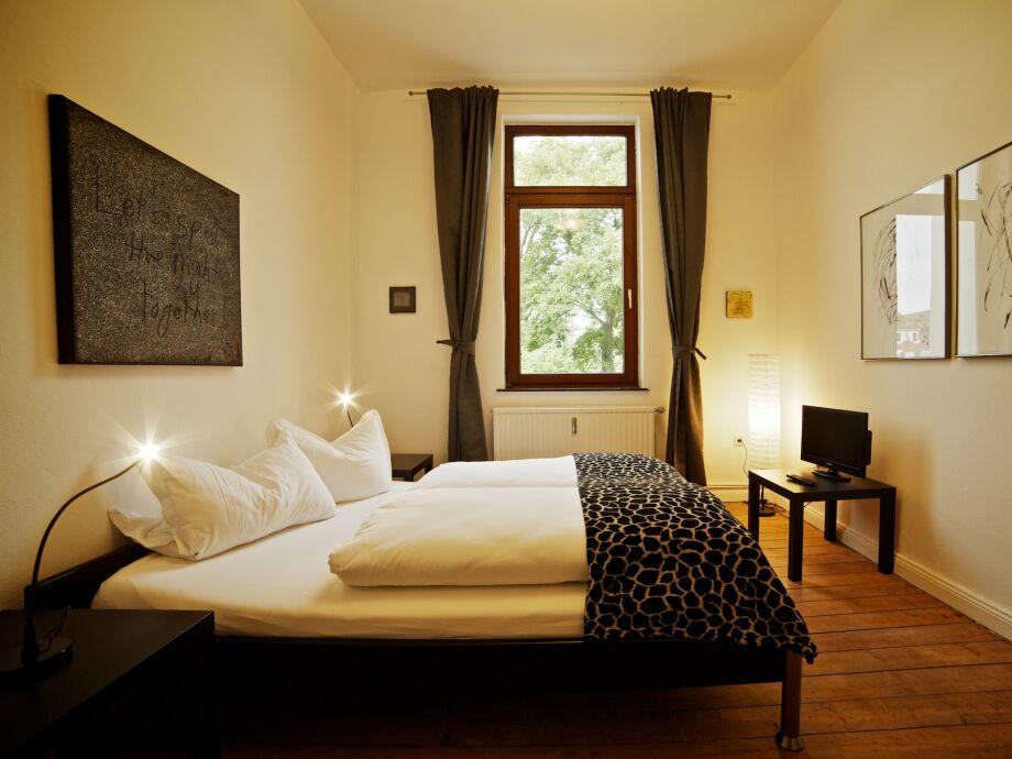 Picassa 1, Schlafzimmer