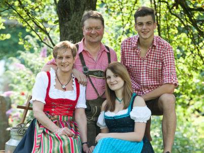 Ihr Gastgeber Franz und Marianne Weiß