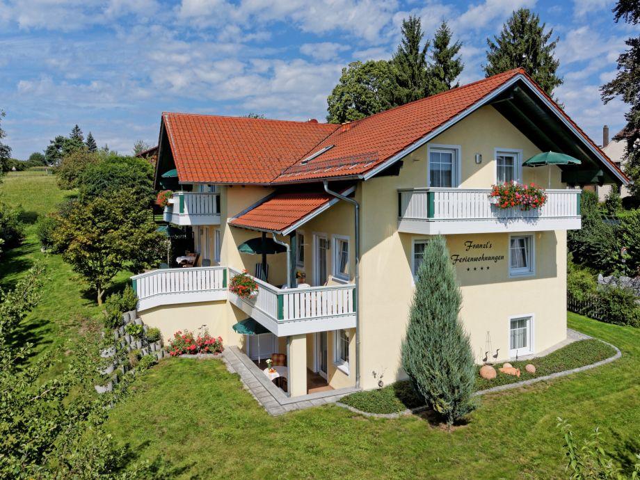 Franzls Ferienwohnungen mit Sterneniveau