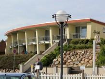 Ferienwohnung Lesecafe  Nr. 3 - Die Strandmuschel