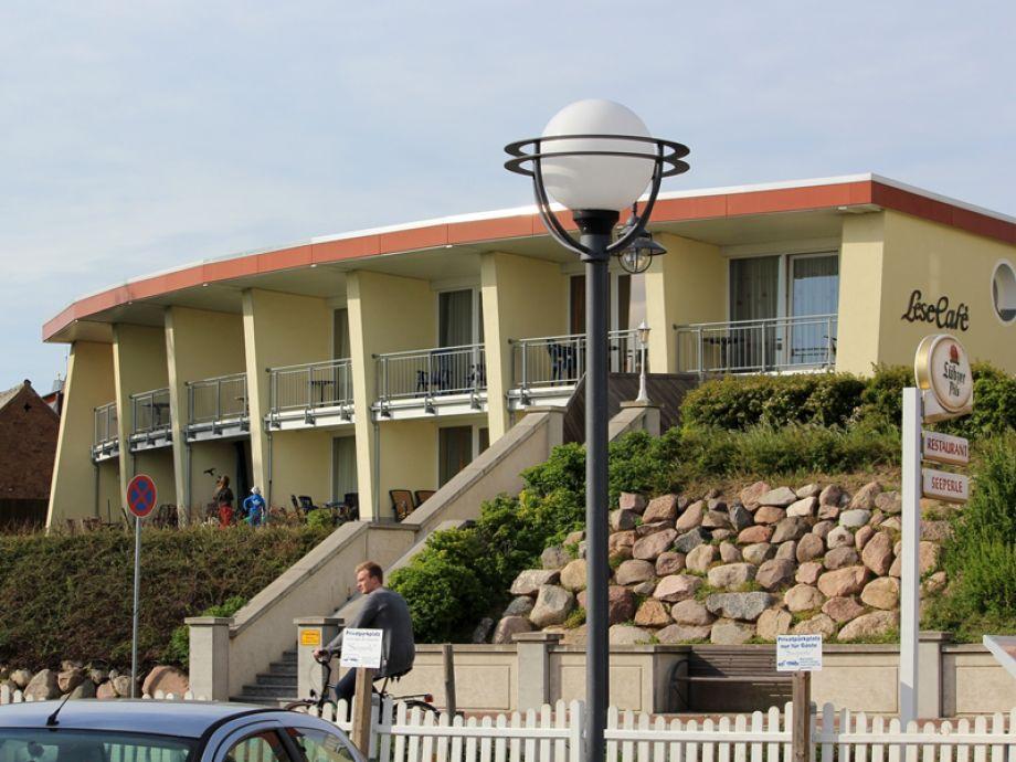 Lesecafe - Ferienwohnung mit Meerblick