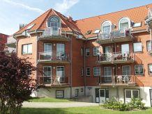Ferienwohnung Komfortable Ferienwohnung mit Schwimmbad in Büsum