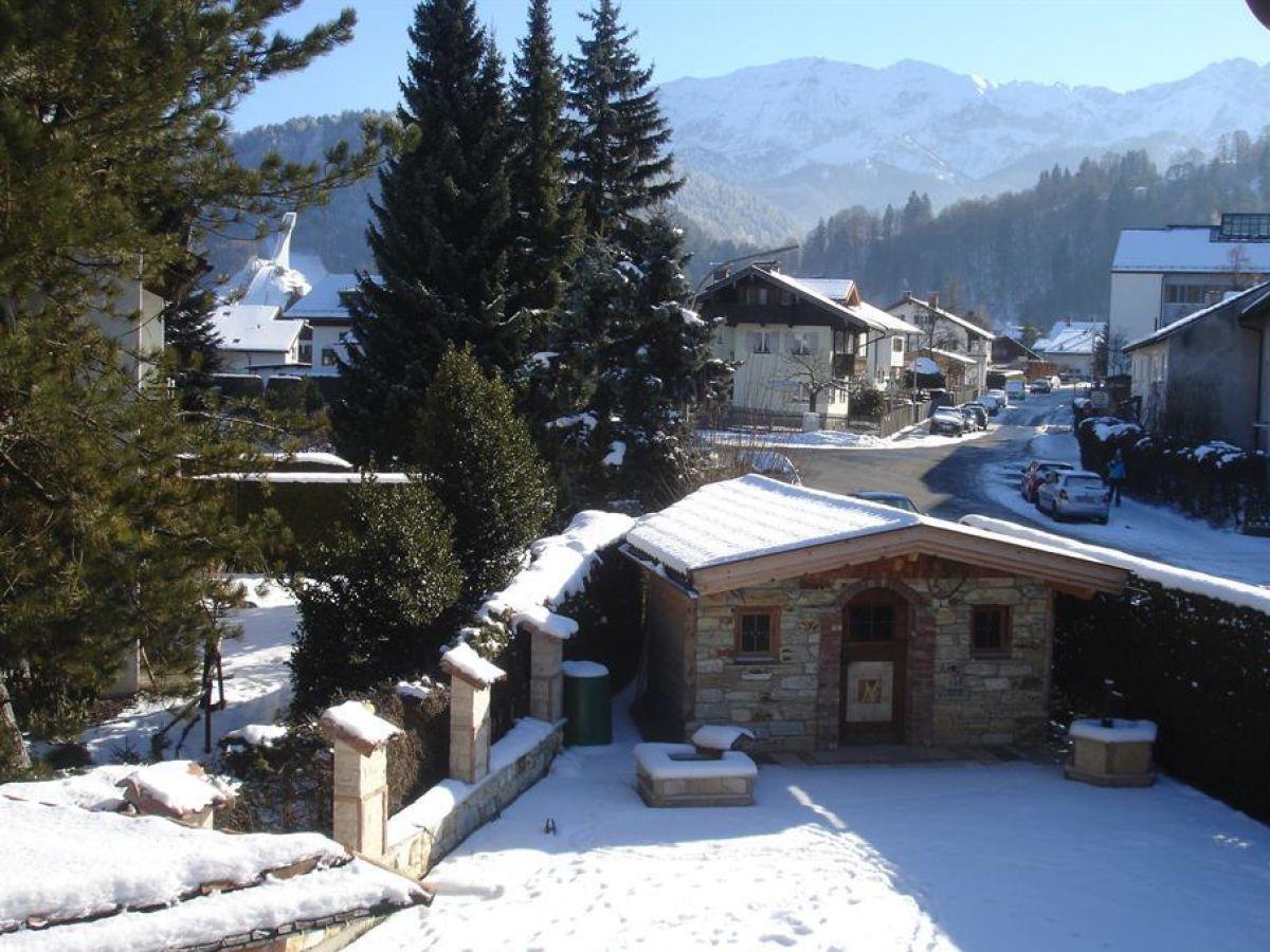 Wohnung Anna Garmisch