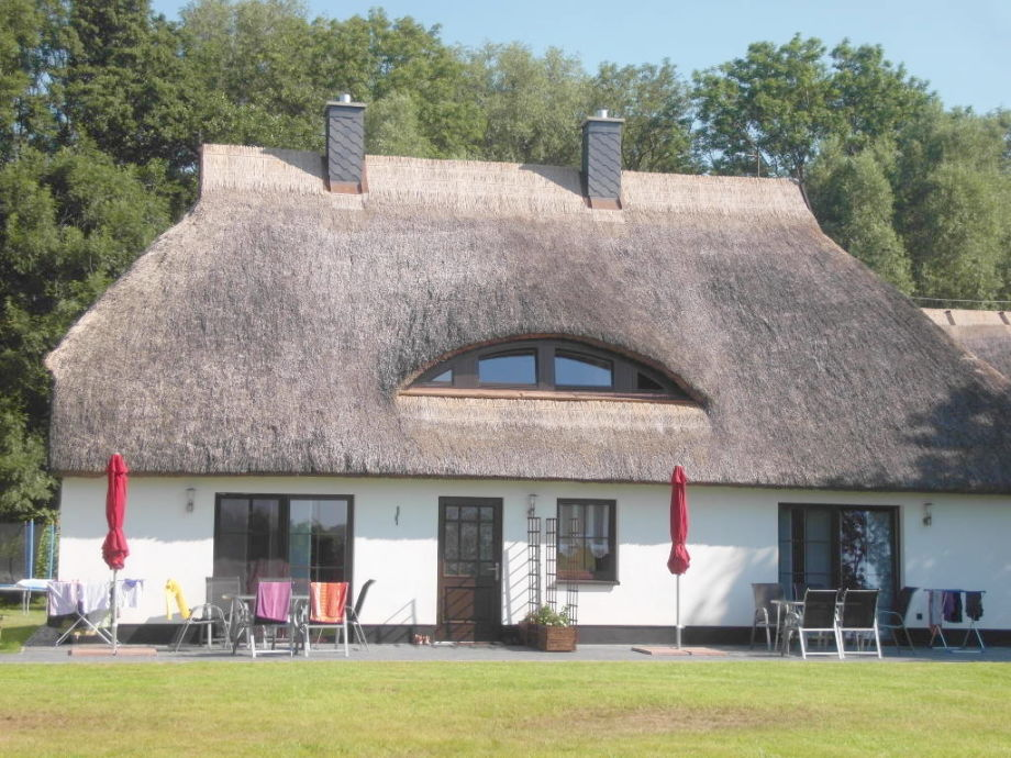 Haus Barsch mit Sonnenterrassen