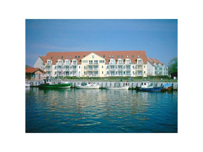 Ferienwohnung Residenz am Yachthafen Insel Poel Typ C
