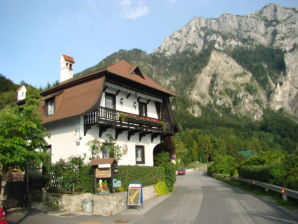 Holiday apartment Haus Gschliefort
