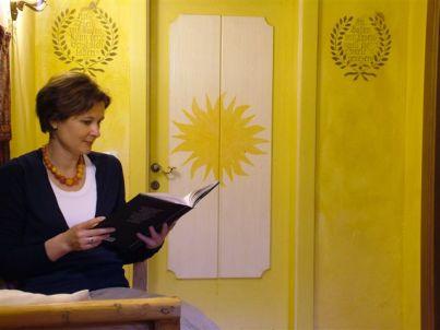 Ihr Gastgeber Eva Schusser