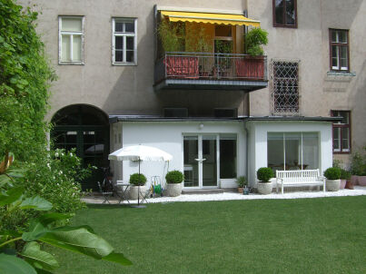 Grünentor Park Apartment
