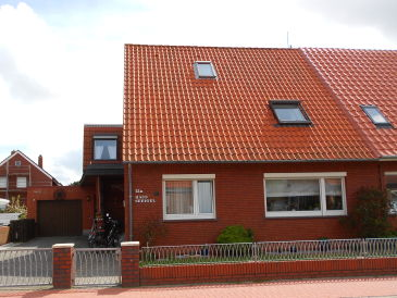 Holiday apartment Haus Seeigel