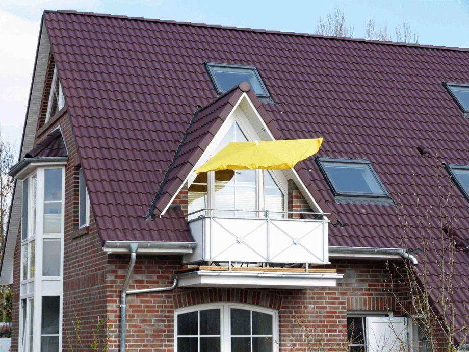 Seetiger - Dachgeschosswohnung mit Balkon