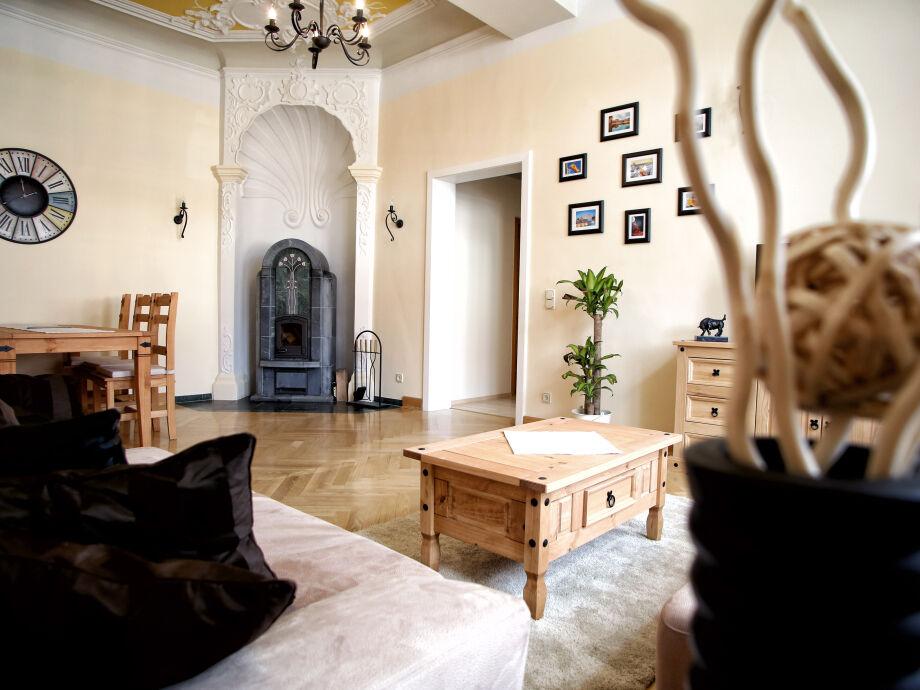Wohnzimmer Apartment Madrid