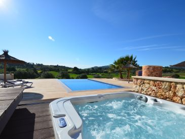 Finca al turó with jacuzzi & panoramic vistas
