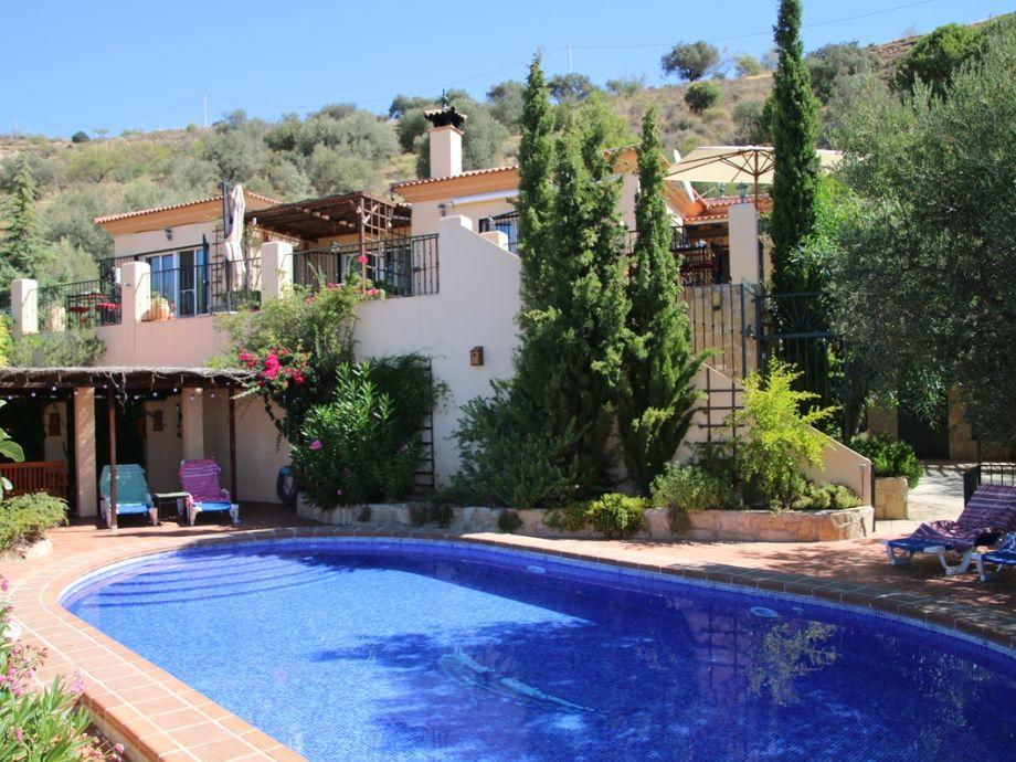 Casa La Olla und Pool