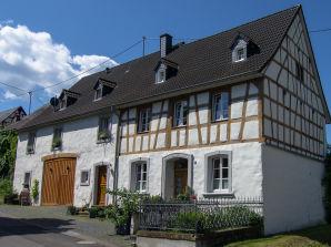 Ferienwohnung im historischen Mosel - Fachwerkhaus