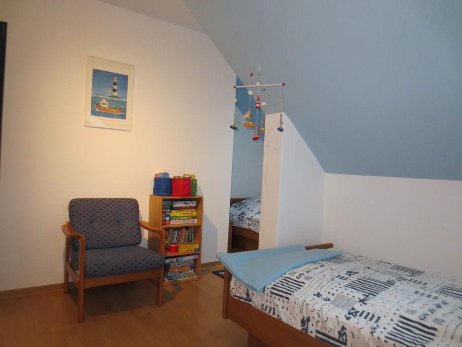 Kinderzimmer / 2. Schlafzimmer Mit Vielen Spielen