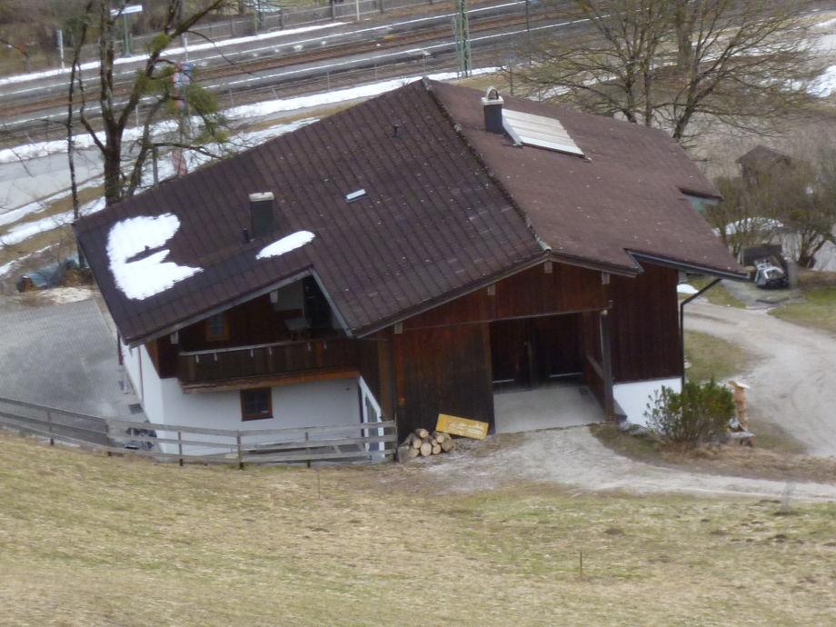 Ferienwohnung im Hause Lauchlehen Berchtesgadener Land