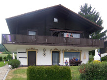 Holiday apartment Cozy retreat in the holiday resort Hohen Bogen appartement 80