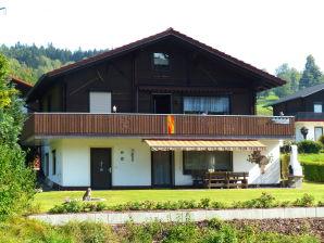 Holiday apartment 89 im Feriendorf Hohen Bogen mit Badesee beim Großen Arber