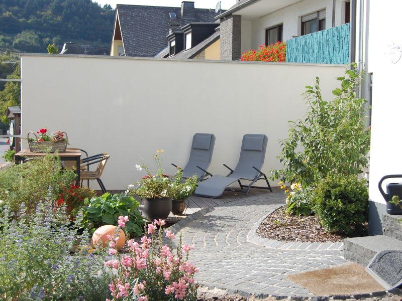 """Ferienwohnung """"Schieferfels""""  Weinquartier Rauen"""