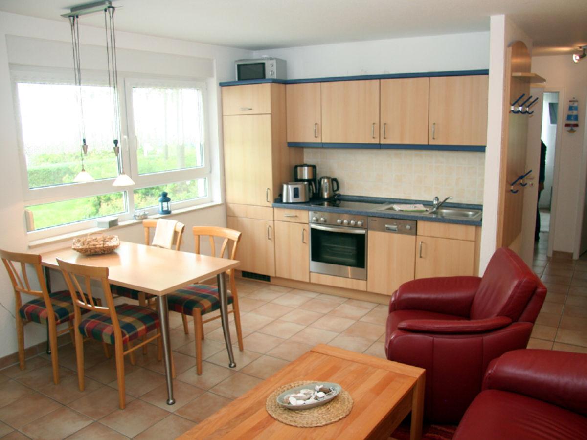 Esstisch Zingst ~ Ferienwohnung Residenz am Strand 458, Ostsee, FischlandDarßZingst, Zings