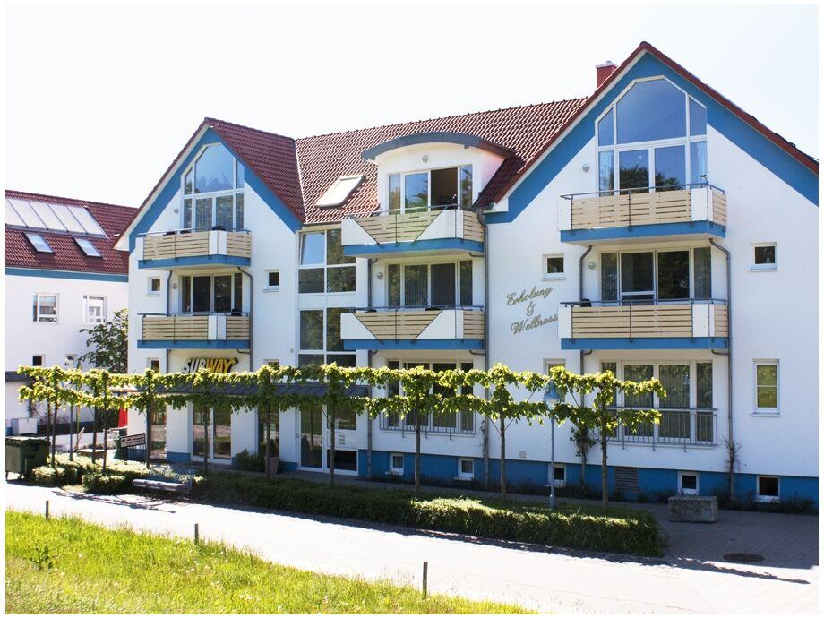 Außenaufnahme Residenz Am Strand 1-04
