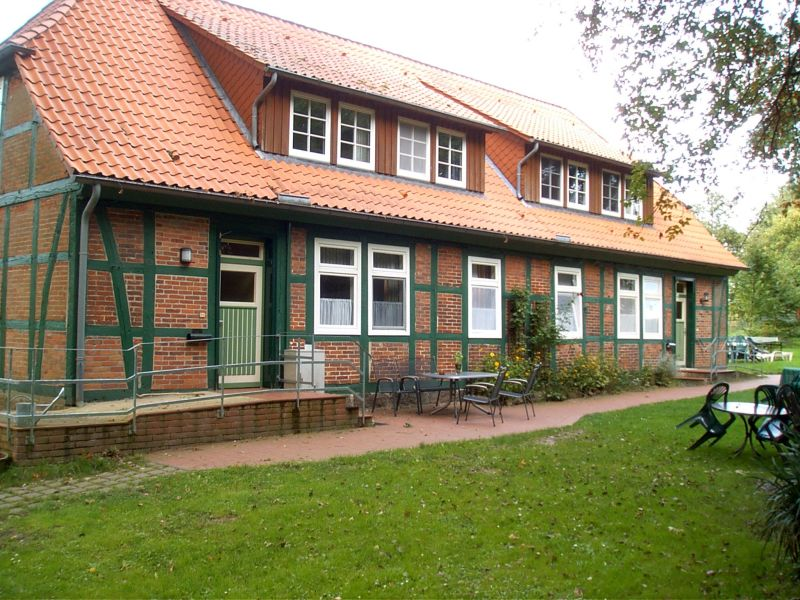 Holiday apartment 1 on Hof Meinerdingen