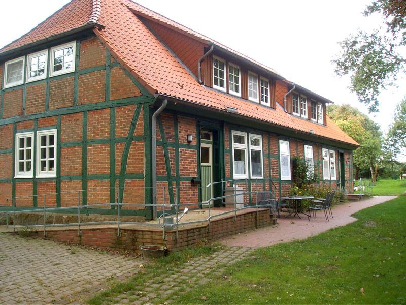 Holiday apartment 2 on the Hof Meinerdingen