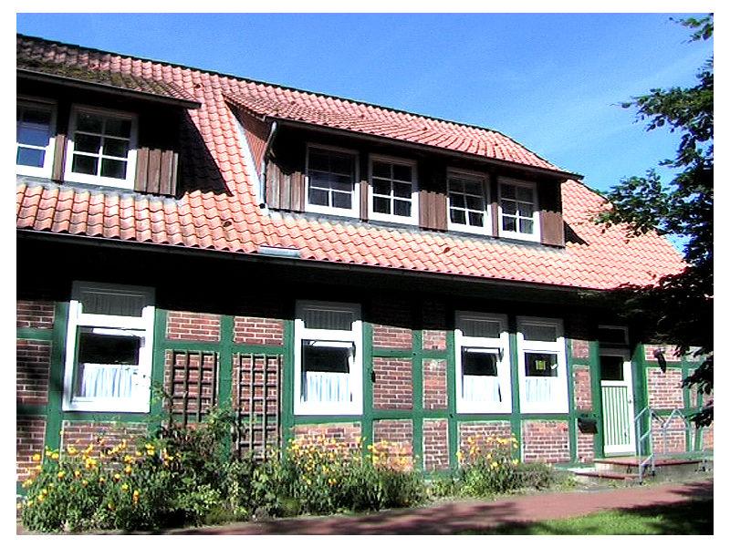 Holiday apartment Apartment 3 on the farm Hof Meinerdingen