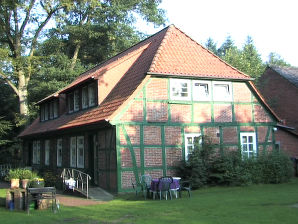 Holiday apartment Apartment 3 on the farm Hof Meinerdingen