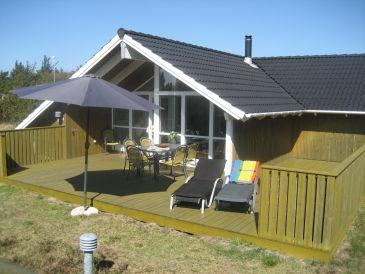 Ferienhaus in Klitmoeller an der Nordsee