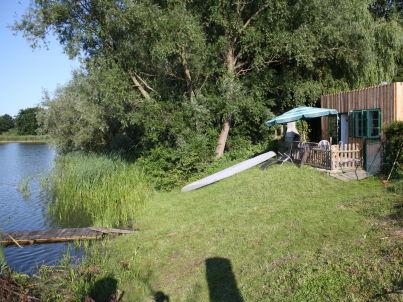 Seehof Rühn, Haus am See
