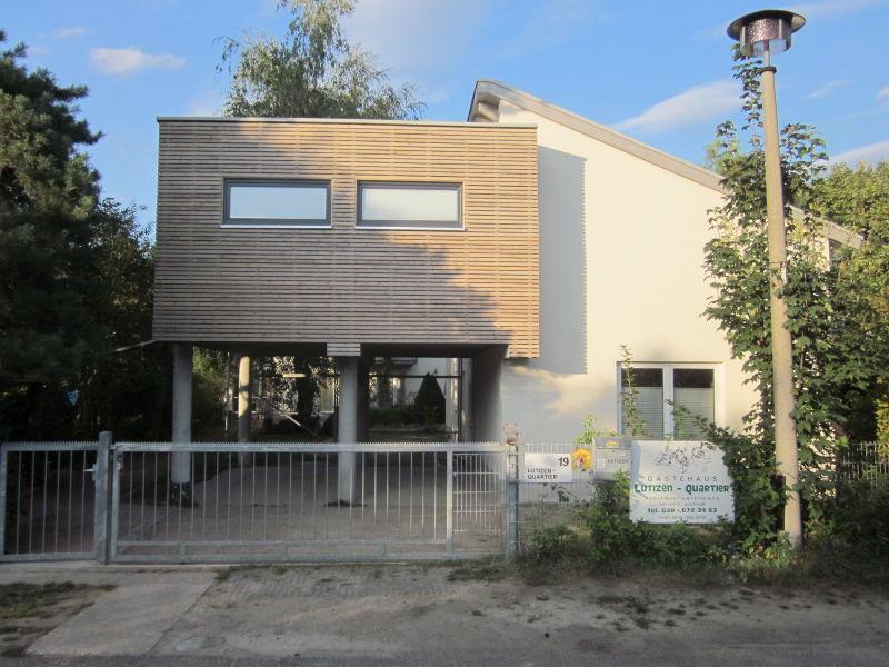 Ferienwohnung Nr. 1 Maisonettewohnung im Ferienhaus Lutizen-Quartier