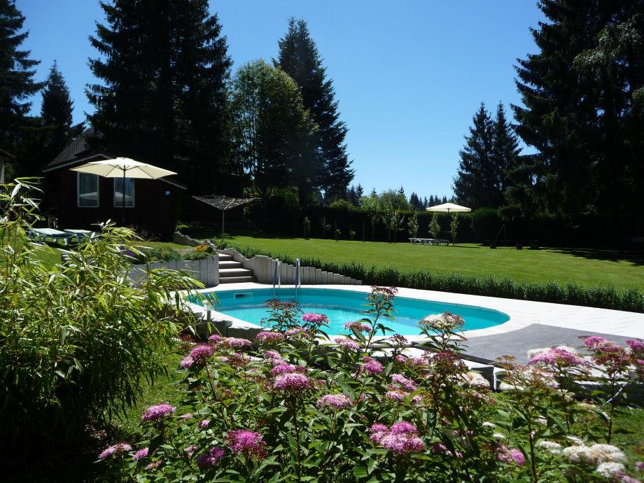 Gästehaus Dummer - Ferienwohnung mit Pool