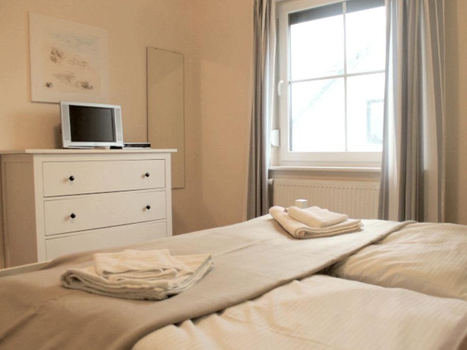 Ferienwohnung mini huus obergeschoss mit balkon ostsee for Mini schlafzimmer