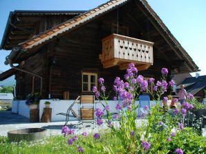 Chalet Ökoferiendorf Mariapfarr