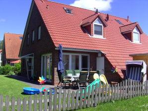 Ferienhaus Haus Wattvogel