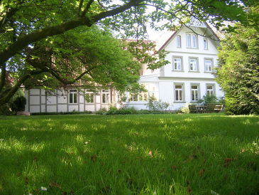Großzügige Ferienwohnung auf dem Hibbens-Hof