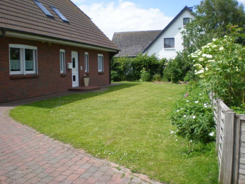 Ferienwohnung EG im Haus Nordfriesland