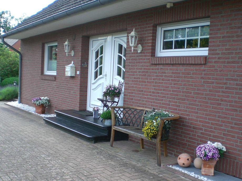 Eingangsbereich zu Ihrer Ferienwohnung