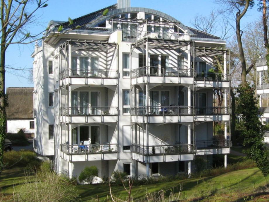 Ferienwohnung in der Villa Marfa