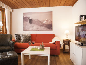Ferienwohnung Steinbock im Landhaus am Bächle