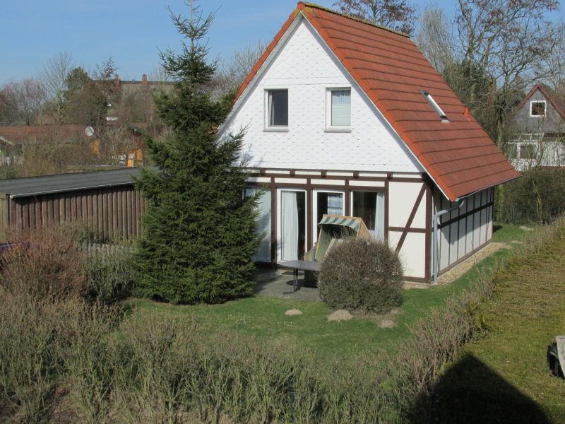 """Ferienhaus Fachwerkhaus """"Kiebitz"""""""