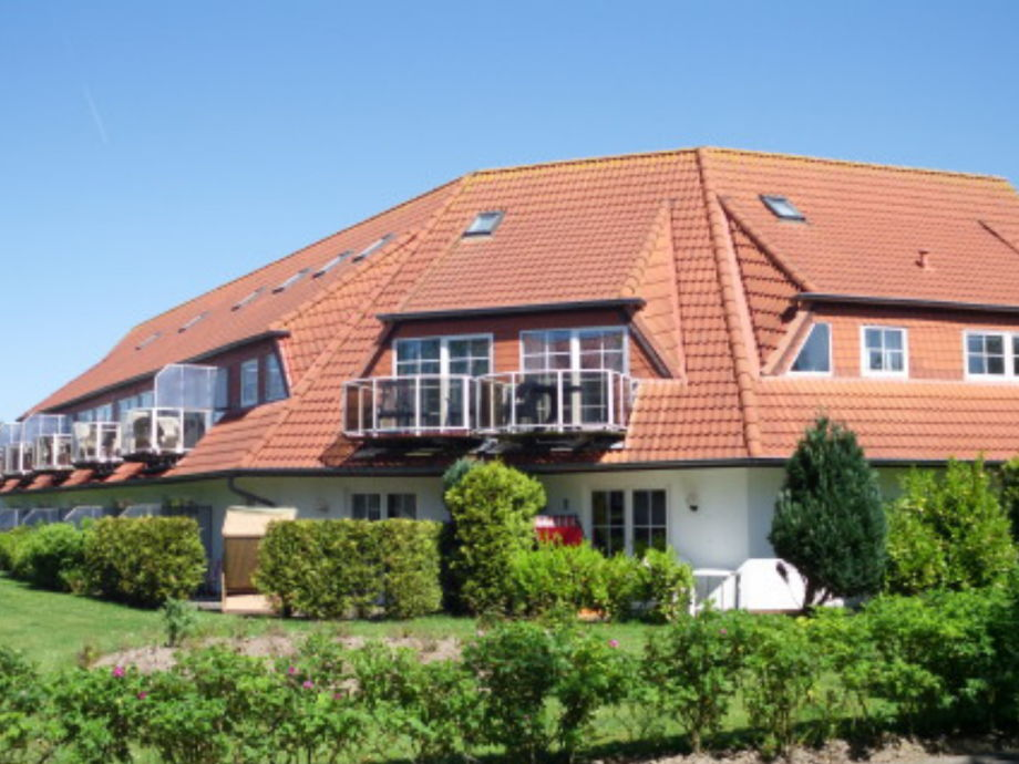 Außenansicht- Haus Seeadler